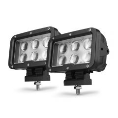 LED Light Pods Work Lights Auxiliary Lamps Spot Flood Beam (TH-W0360C-L)