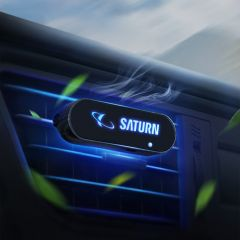Saturn  Compatible Car Luminescent Perfume Diffuser Air Freshener