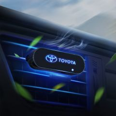Toyota Compatible Car Luminous Aromatherapy Box Air Freshener