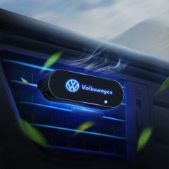 Volkswagen Compatible Car Interior LED Air Vent Freshener Diffuser