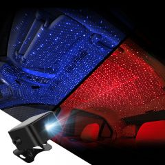 Remote Control Car Interior Ambient Star Light | Single Color - Intermediate version