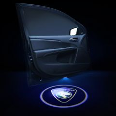 Proton Compatible Car Door Lights With Glowing Emblem