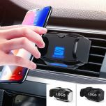 Seat Compatible Auto Clamp Cell Phone Car Cradles