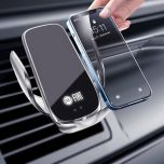 Fiat Compatible Wireless Charging Cell Phone Car Cradles