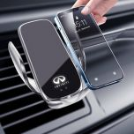 Infiniti Compatible Air Vent Car Phone Holder Charger