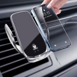 Renault Compatible Auto-Clamping Wireless Charging Phone Holder