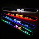 GMC Compatible Upgrade Led Door Sills Plate