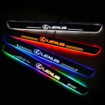 Lexus Compatible Customized Luminous Door Sills Guards