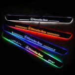 Mercedes-Benz Compatible Customize Led Door Side Sill Step