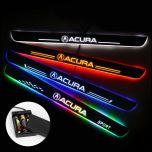 Acura Compatible Batteries Powered Door Sills Plate