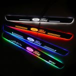 Ford Compatible Car Customized Illuminated Door Sill Replacement