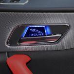 Jaguar Compatible LED Door Handle Bowl Decoration Ambient Light