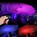 Auto Interior Ambient Starry Sky Light (Red&Blue) - Premium Version