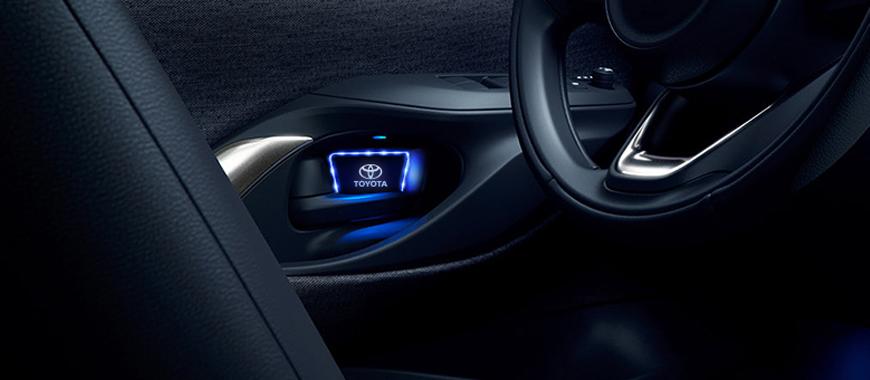 LED Car Door Handle Bowl Light