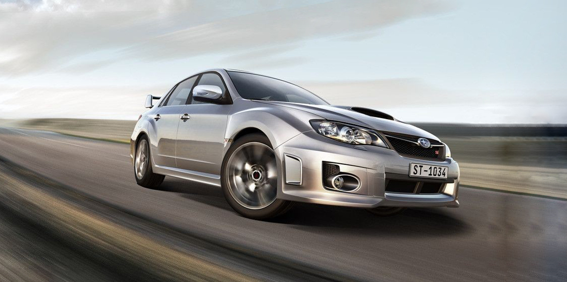 Performance First - Subaru STI 's Development History