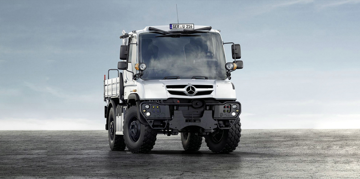 The King of Off-road - Unimog Brand History