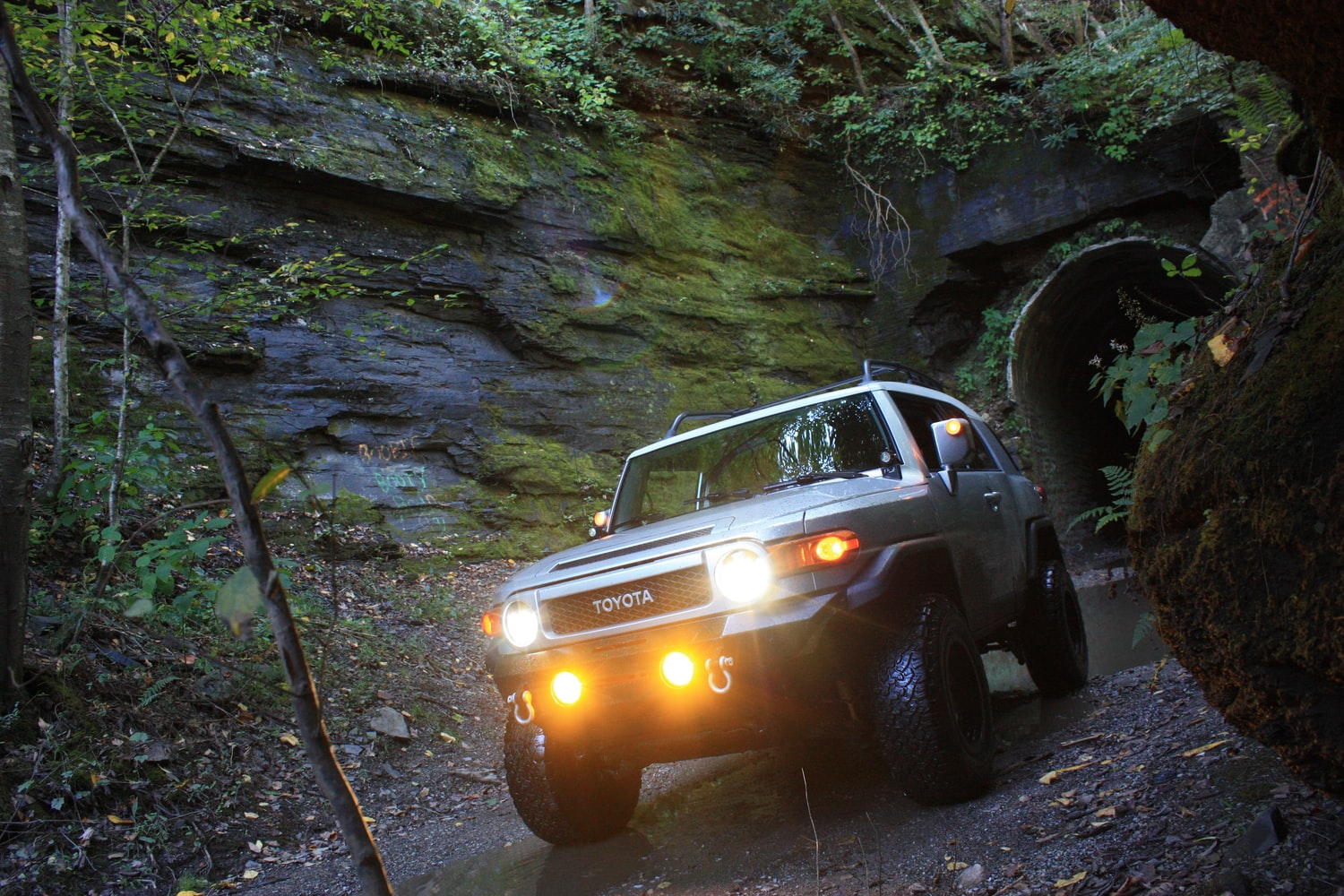 How LED Headlights is redefining the standard in off-road lighting