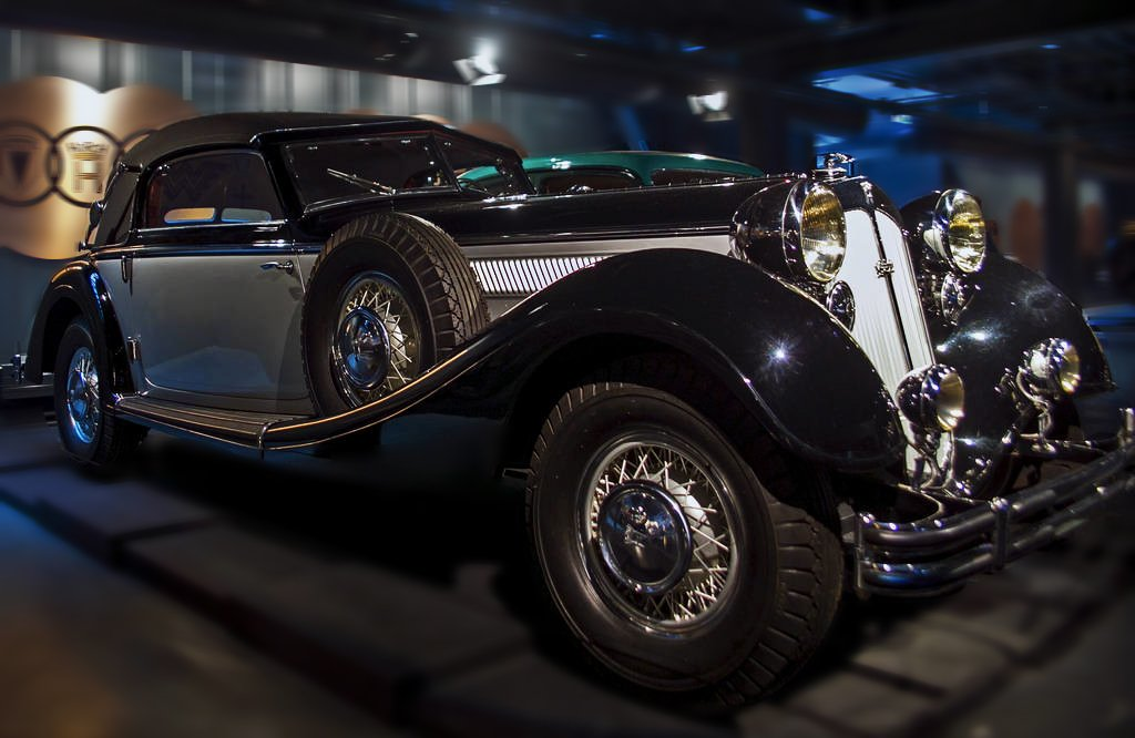 Horch - A Luxury And Ancient Car Brand