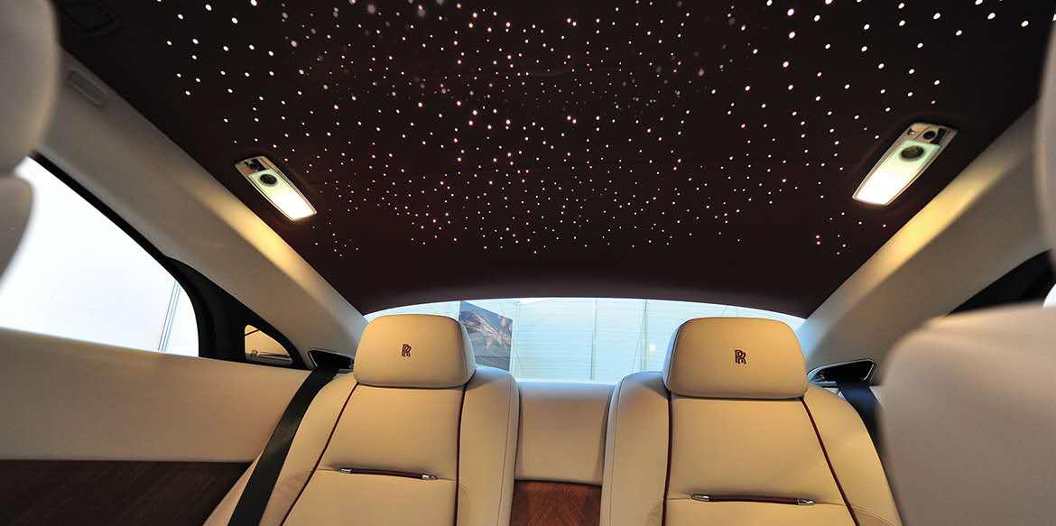 Interior Ambient Starry Sky Light to infuse your journey with fun and excitement