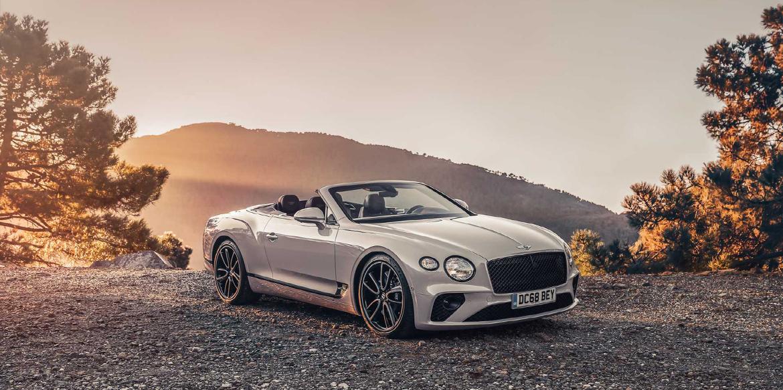 A Noble Gentleman - Bentley Brand History