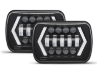 5 x 7 LED Headlight